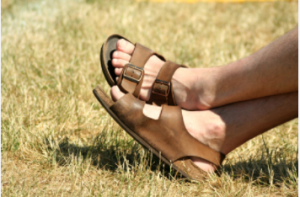 mens sandals from Olympus Shoes
